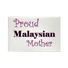 Proud Malaysian Mother Rectangle Magnet