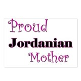 Proud Jordanian Mother Postcards (Package of 8)