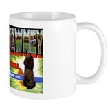 Punxsutawney Pennsylvania Groundhogs Day Small Mug