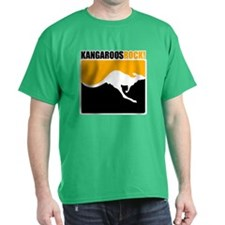 Kangaroos Rock! T-Shirt