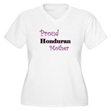Proud Honduran Mother T-Shirt