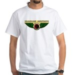 Iranian Airways White T-Shirt