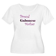 Proud Gabonese Mother T-Shirt