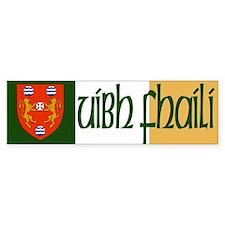 County Offaly (Gaelic) Bumper Bumper Sticker