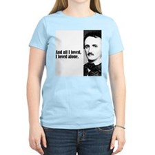 "Poe ""All I Loved"" T-Shirt"