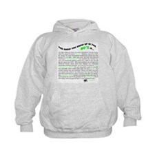 You know you grew up in the 80's if... Hoodie