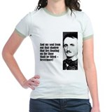 "Poe ""And My Soul"" T"