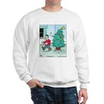 Water Me Christmas Tree Sweatshirt