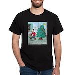 Water Me Christmas Tree Dark T-Shirt