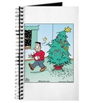 Water Me Christmas Tree Journal