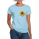 Peach Double Daylily Women's Light T-Shirt