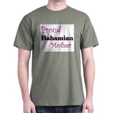 Proud Bahamian Mother T-Shirt