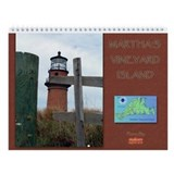 Martha's Vineyard Photo Wall Calendar