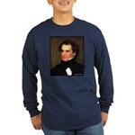 Hawthorne Long Sleeve Dark T-Shirt