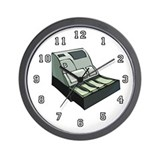 Cashier Wall Clock