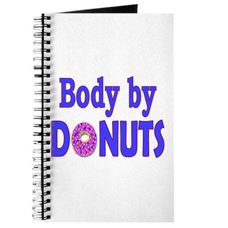 Body by Donuts Journal