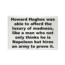 Hugh Rectangle Magnet (100 pack)