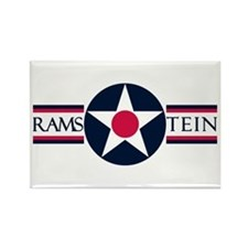 Ramstein Air Base Rectangle Magnet