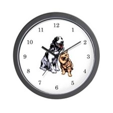 Veterniarian Wall Clock