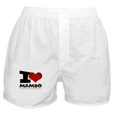 Latin dancing Boxer Shorts