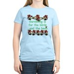 Gardening is for the birds Women's Light T-Shirt