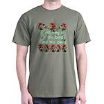 Gardening is for the birds Dark T-Shirt