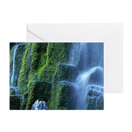 Proxy Falls Greeting Cards (Pk of 10)