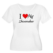 I Heart My Shoemaker T-Shirt