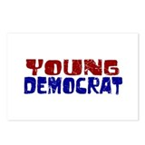 Young Democrat Postcards (Package of 8)