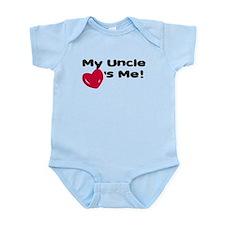 Uncle loves me Onesie