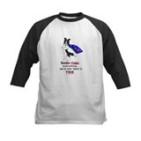 Super Border Collie- black Tee
