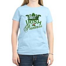 Irish Princess Tiara T-Shirt