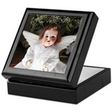 Armand Marseille Angel Keepsake Box