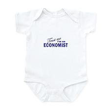 Trust Me I'm An Economist Infant Bodysuit