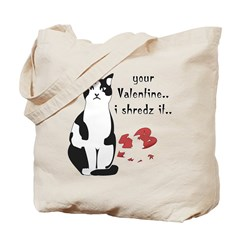 LOL cat Shredz it.. Tote Bag