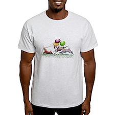 Dog Balloon Party T-Shirt