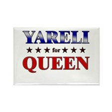 YARELI for queen Rectangle Magnet (10 pack)