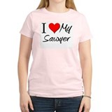 I Heart My Sawyer T-Shirt