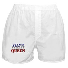 TIANA for queen Boxer Shorts