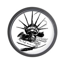 Death Warrant Wall Clock