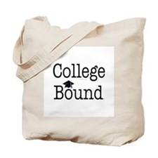 TEE College Bound Tote Bag