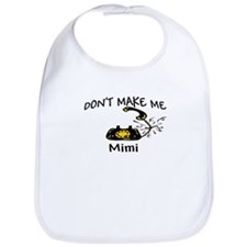 Call Mimi with Black Phone Bib