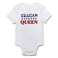 TEAGAN for queen Onesie