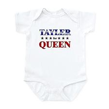 TAYLER for queen Infant Bodysuit