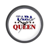 TARA for queen Wall Clock