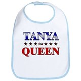 TANYA for queen Bib