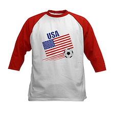 USA Soccer Team Tee