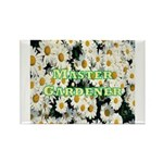 Master Gardener Rectangle Magnet (100 pack)