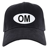 Oman Oval Baseball Hat