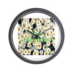 Head Gardener Wall Clock